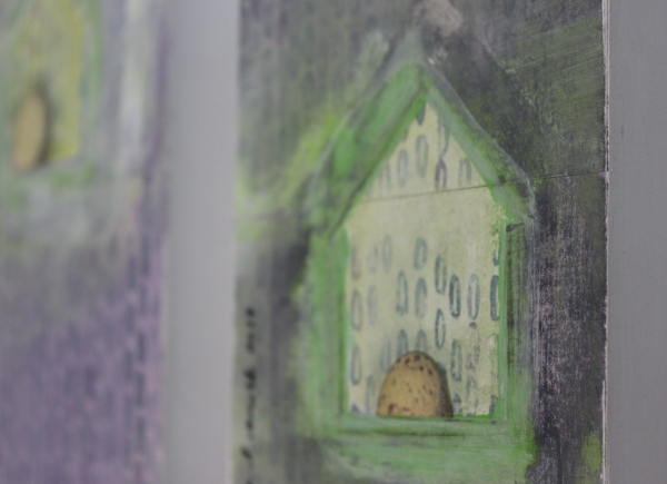 """small house #3"" (detail)"