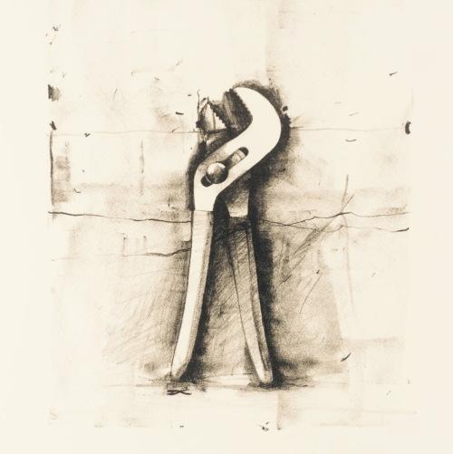 [no title] 1973 by Jim Dine born 1935